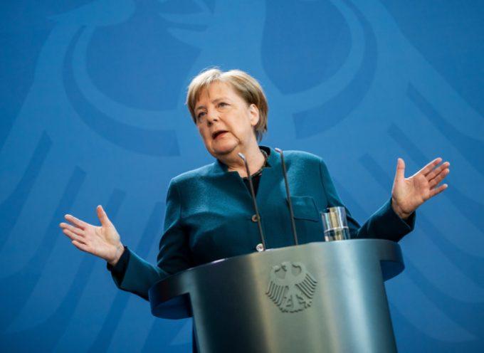 La Merkel sopravviverà all'apocalisse coronavirus, ma non l'Unione Europea