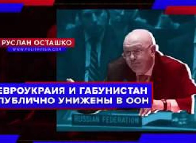 Ucraina e Georgia umiliate pubblicamente alle Nazioni Unite