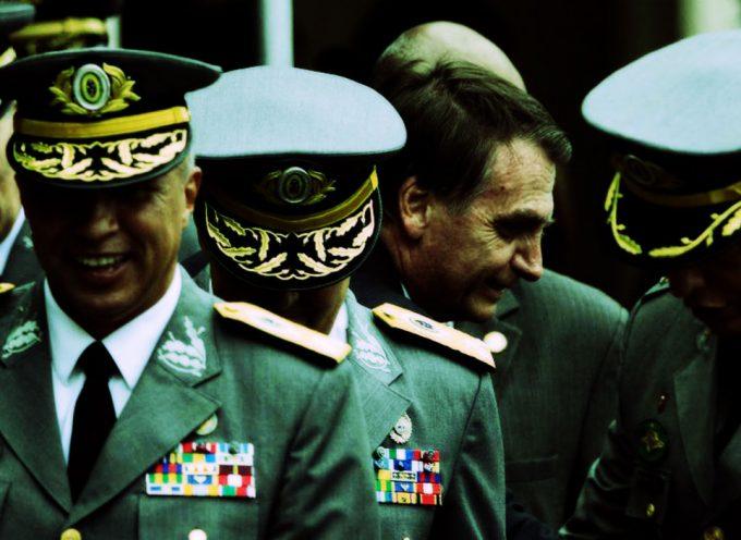 La democrazia brasiliana è morta