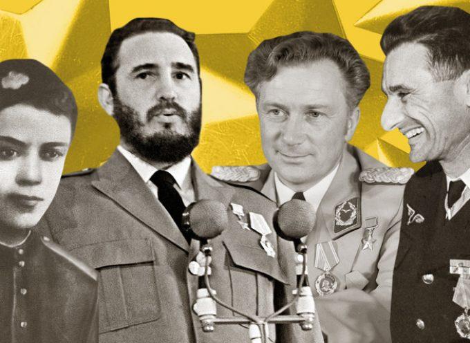 10 stranieri che divennero Eroe dell'Unione Sovietica