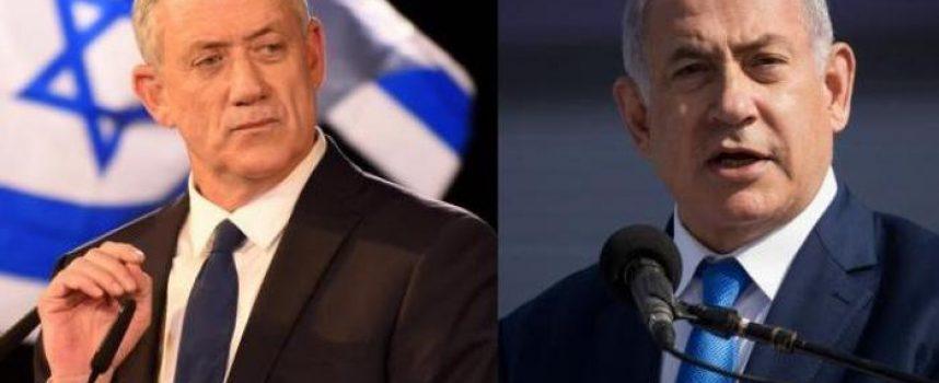 """Netanyahu usa il coronavirus per attirare il rivale Gantz nel governo di """"emergenza"""""""