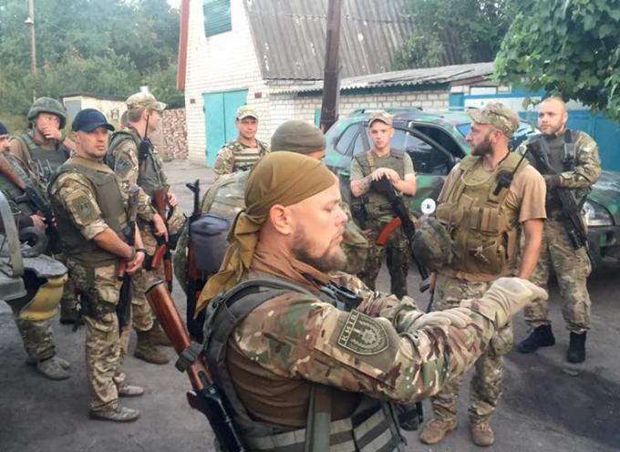 Il processo di pace ucraino è collassato