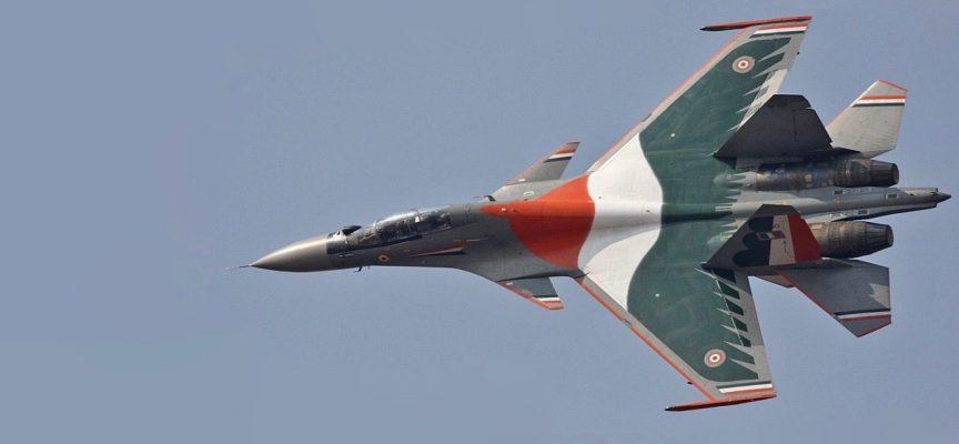 La flotta di Su-30 MKI indiana