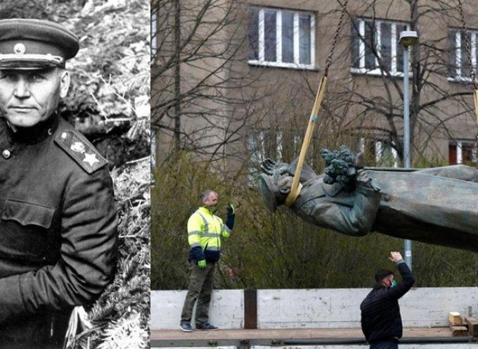 Praga non mostra alcun rispetto per i russi che l'hanno liberata dal Nazismo.
