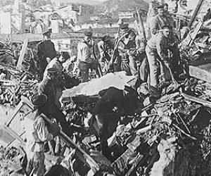 Più di cent'anni fa i Russi erano già venuti in soccorso degli Italiani