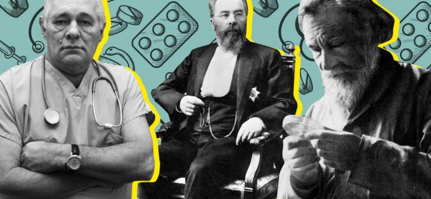 5 eroici dottori russi che hanno cambiato la storia