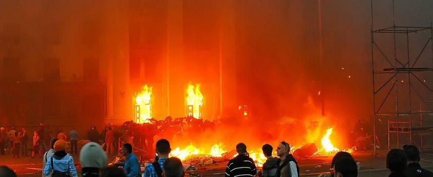 Il sesto anniversario del massacro di Odessa