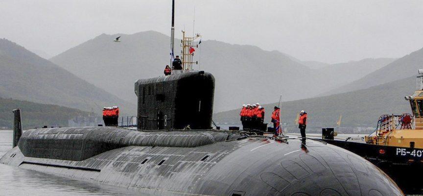 I principeschi sottomarini balistici nucleari della Russia