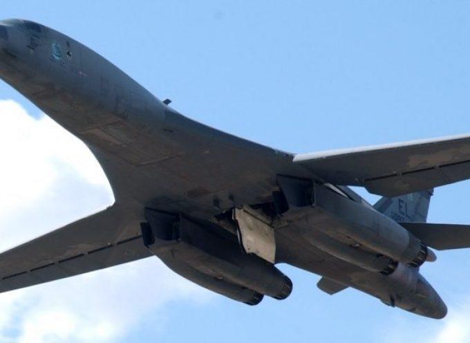 Bersaglio Cina e Corea del Nord: la flotta di bombardieri americani B-1B si concentrerà sulle operazioni in Asia orientale