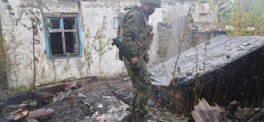 Giornata della Vittoria? In Donbass dei bambini sono stati feriti durante un bombardamento