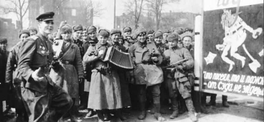 L'Unione Sovietica ha sconfitto la Germania nella Seconda Guerra Mondiale – non le forze occidentali