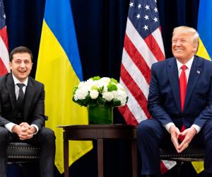 """Confermato pubblicamente lo status coloniale dell'""""Ucraina indipendente"""""""