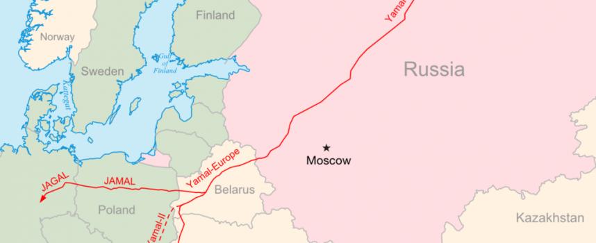 Percorso ridisegnato: Gazprom ha fermato il transito attraverso la Polonia