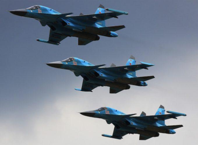 Sono trascorsi trent'anni dal primo volo del caccia bombardiere russo Su-34 Hellduck