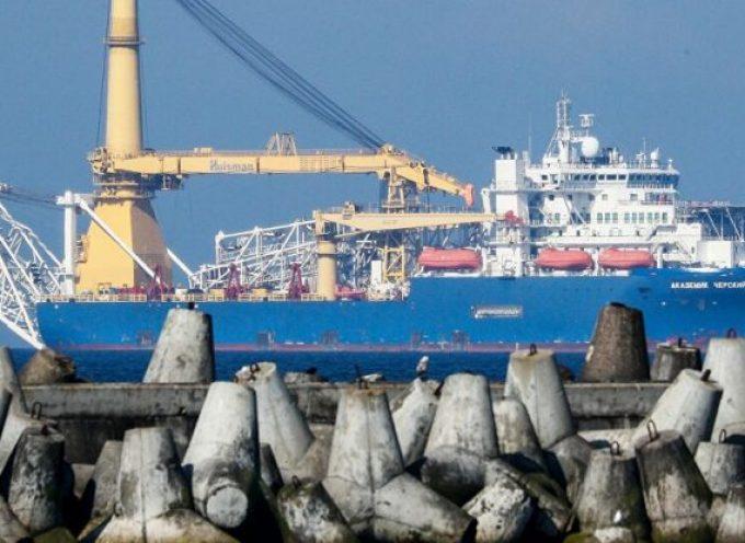 La posatubi Akademik Chersky cambia proprietà per aggirare le sanzioni americane sul Nord Stream 2