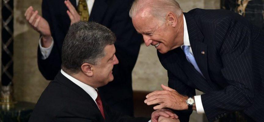 L'impero americano: Biden e Kerry hanno dato ordini al presidente ucraino