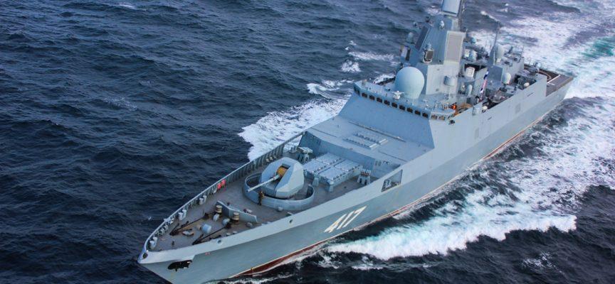 """L'""""Admiral Kasatonov"""" entra in servizio, ma sarà seguita da una nave ancora più potente"""