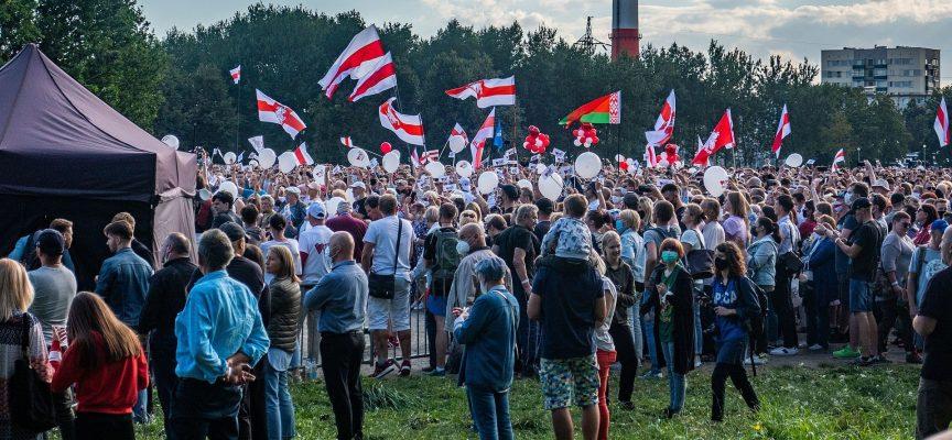 Elezioni presidenziali e tentativi di Maidan in Bielorussia