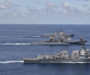 Bravate di Guerra Fredda nel Pacifico