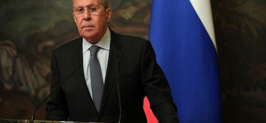 Intervista al Ministro degli Esteri Sergey Lavrov pubblicata su Trud il 21 agosto 2020