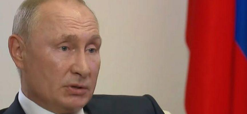 Ultim'ora: Il Presidente Putin dice che la Russia aiuterà la Bielorussia (AGGIORNATO!)