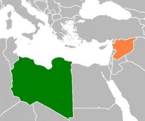 Leni e Stefano: Siria e Libia