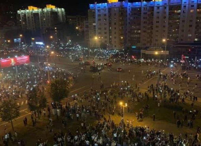 """Il """"colpo di Stato russo"""" in Bielorussia è stato architettato dall'Ucraina"""