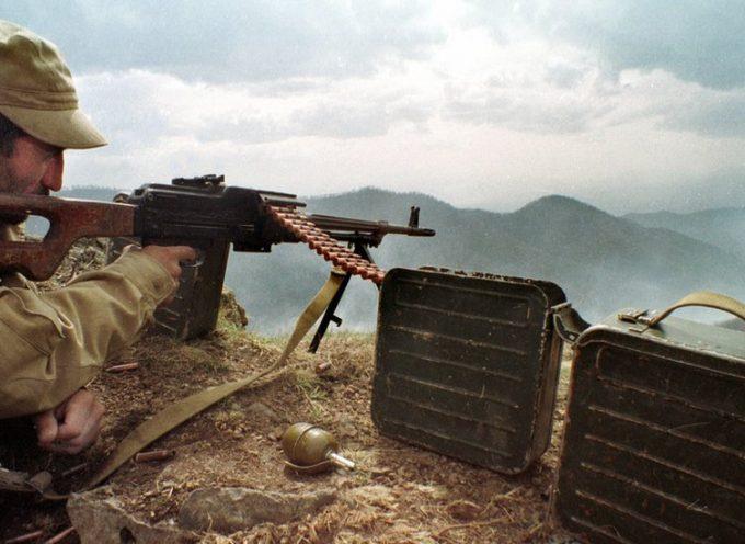 Infuria la guerra tra Armenia e Azerbaijan nel Caucaso meridionale