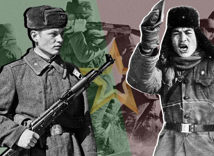 Campo di battaglia Asia: perché e quando la Russia combatté la Cina