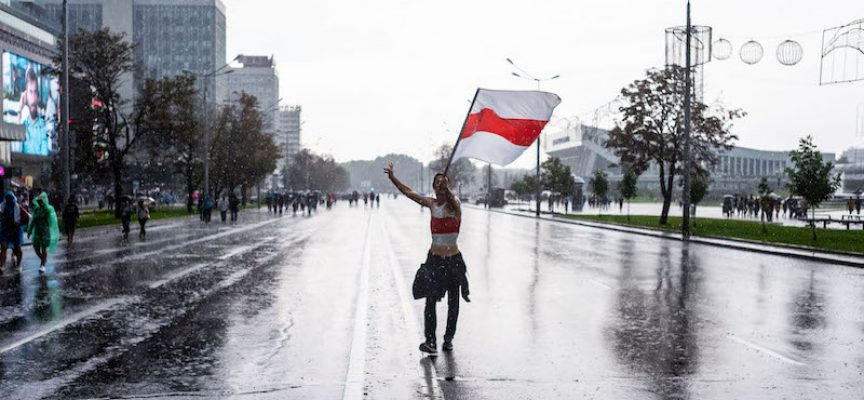 La lobby della NATO riconosce che la sua rivoluzione colorata è fallita