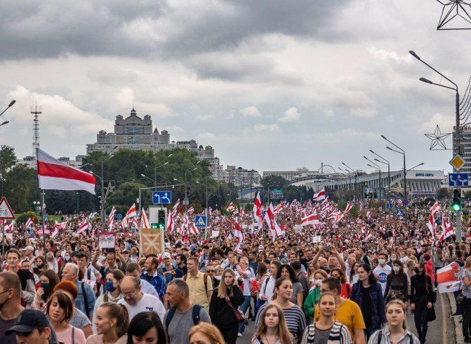 L'attuale impasse in Bielorussia e l'alternativa di pace