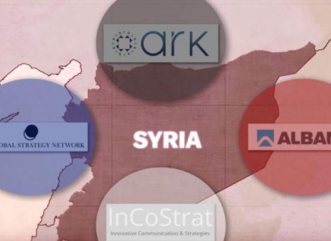 Un attacco informatico svela la campagna di propaganda del Regno Unito per portare la Siria a un cambio di regime