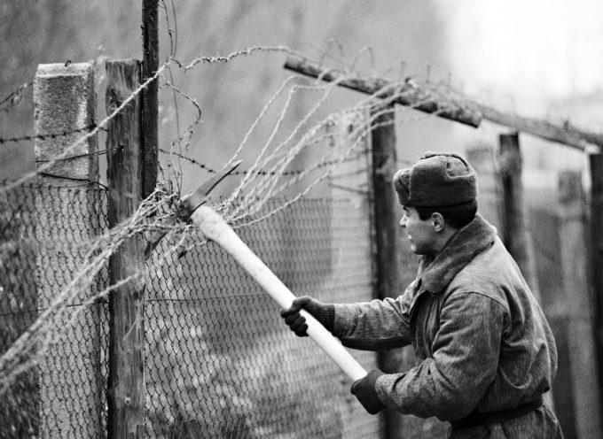 La Cortina di Ferro separa ancora Russia e Unione Europea