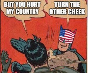 Gli USA criminalizzano la difesa dell'esercito russo contro gli attacchi americani, inglesi e della NATO