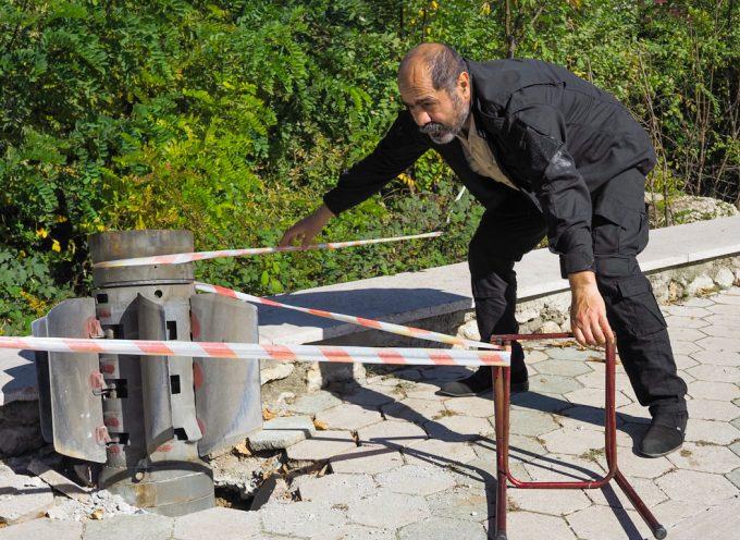 Con un occhio al vicino Iran, le armi israeliane alimentano la violenza in Azerbaigian