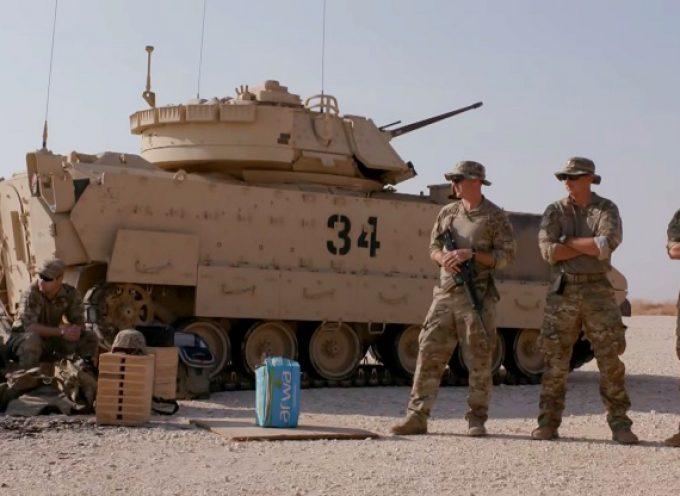 """Gli Stati Uniti rinnovano la missione """"Ruba il Petrolio"""" nel nord della Siria"""