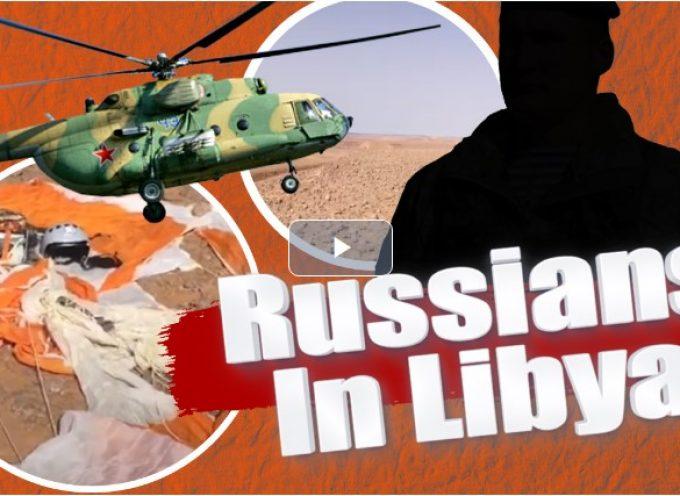 La Russia ha perduto uno dei suoi caccia schierati in Libia?