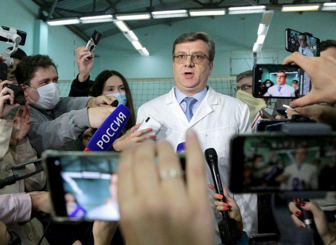 I medici tedeschi e russi concordano su Navalnyj
