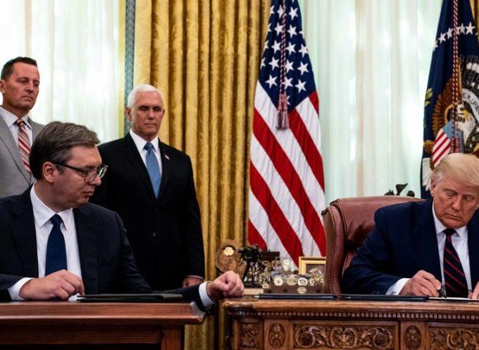 """Il piano di """"normalizzazione delle relazioni"""" Serbia-Kosovo: Belgrado cederà alle richieste occidentali e passerà al """"riconoscimento reciproco""""?"""