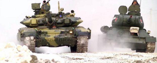 La Russia è riuscita ad ottenere veicoli da combattimento superiori a quelli nemici, da vecchi carri armati