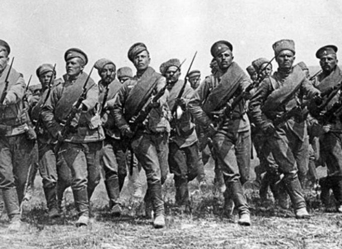 4 vittorie russe della Prima Guerra Mondiale
