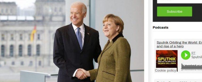 Questo è assolutamente incredibile: i leader dell'UE seguono i media Sionisti e dichiarano Biden vincitore!!