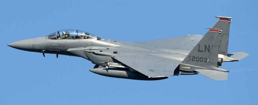 Quatto importanti clienti per il nuovo super caccia F-15EX: da Israele e India al Golfo Persico