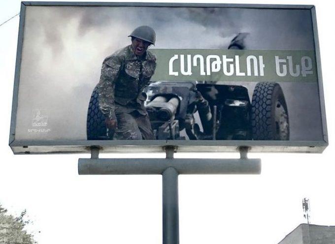 Non date la colpa ai sovietici per la guerra nel Nagorno Karabakh