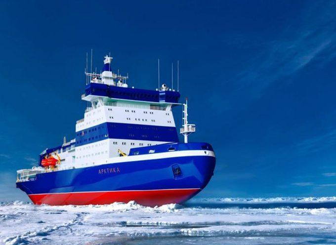 L'Oceano Artico è un lago russo