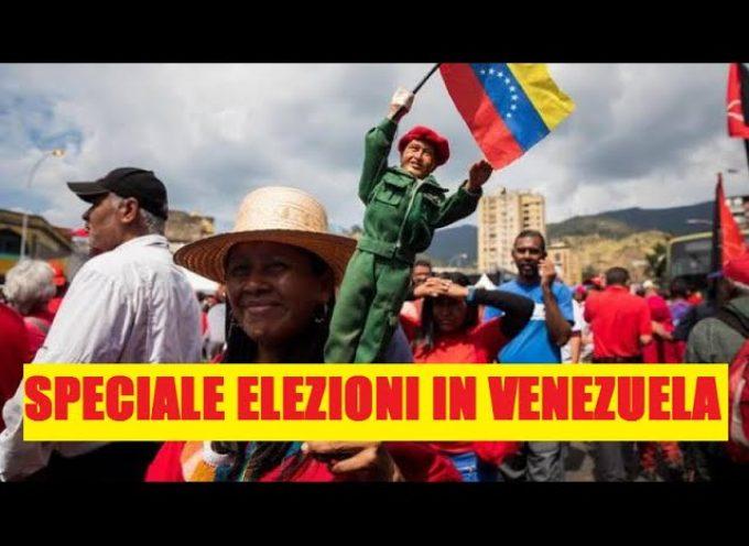 Speciale elezioni in Venezuela con Geraldina Colotti e Stefano Orsi