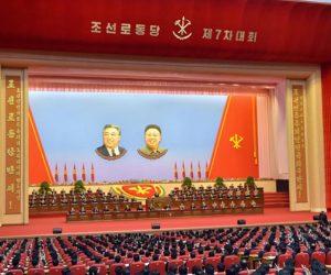 L'ottavo congresso del Partito del Lavoro della Corea del Nord