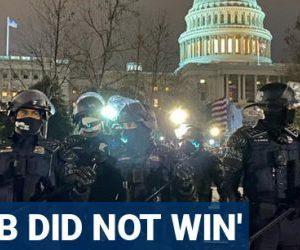 La folla non ha vinto!