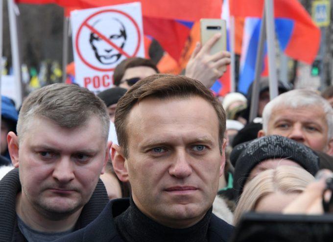 L'ipocrisia dell'Occidente su Navalnyj è uno spasso