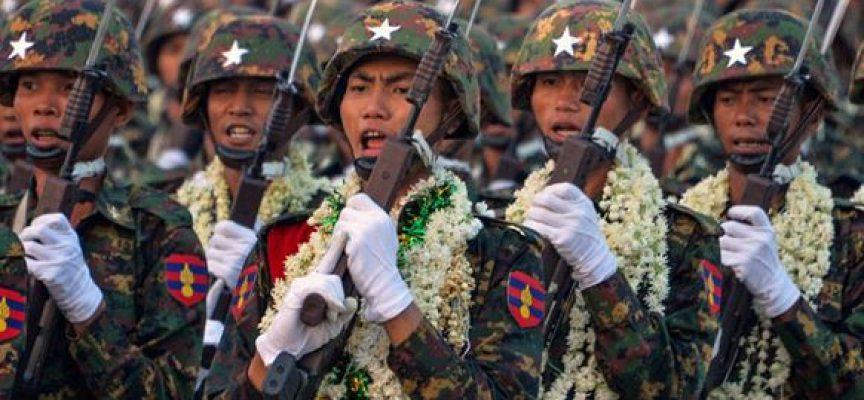 Giorni birmani, rivisitati